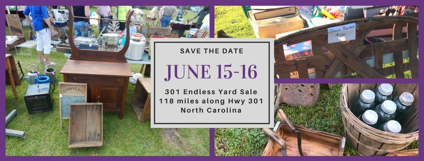 Annual 301 Endless Yard Sale June 15-16 :: WRAL com