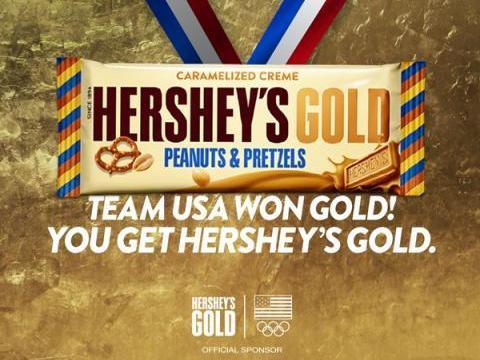 Image result for HURRY: Hershey's Gold $1.50/1 coupon = FREE candy!