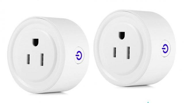 WiFi Smart Plug 2 Pack