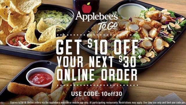 applebees coupons february 2019