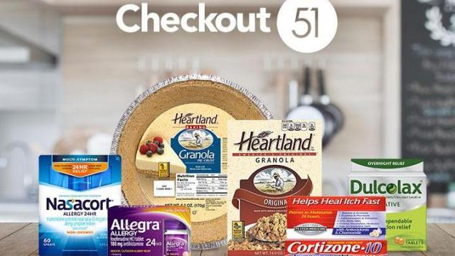 graphic relating to Nasacort Coupon Printable referred to as Fresh new Checkout 51: Allegra, Nasacort, Dulcolax, Heartland
