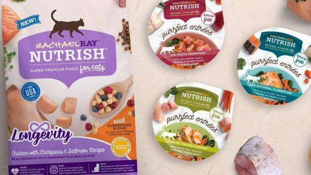 photo regarding Rachael Ray Cat Food Printable Coupons identified as Absolutely free Rachael Ray Nutrish Puppy Food items samples ::