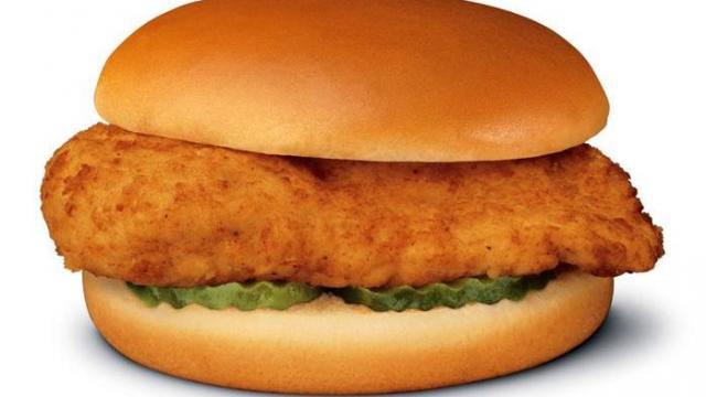 Chick-fil-A Original Chicken Sandwich