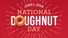 IMAGE: National Doughnut Day Freebies and Deals on June 1