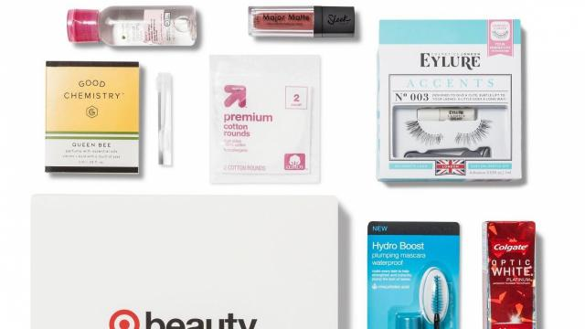 Target June Beauty Box