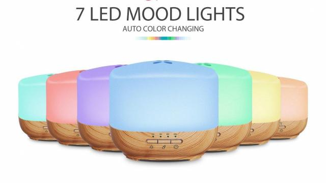 Essential Oils Aromatherapy Diffuser