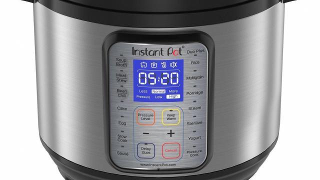 Instant Pot DUO Plus 6 Qt Pressure Cooker