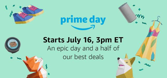 I Sent My Grouchy Email To Amazon Today >> Amazon Prime Day Deals Are Live Now With Amazon Devices Up To 56