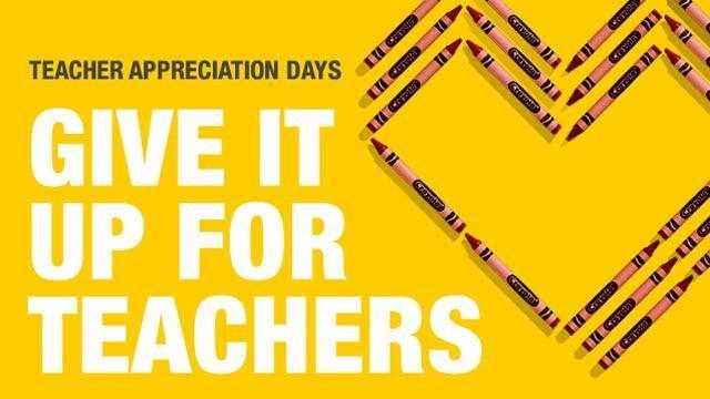 Staples Teacher Appreciation Days (photo courtesy Staples)