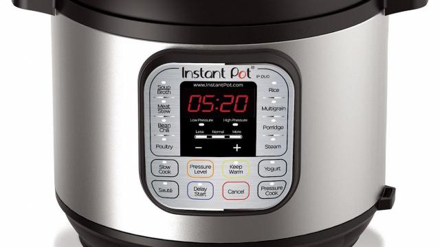 Instant Pot DUO60 6 Qt 7 in 1 Multi-Use Cooker