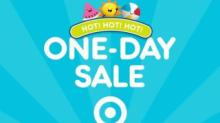 IMAGE: Target One-Day Sale Tuesday: Toys, beauty, kids' home