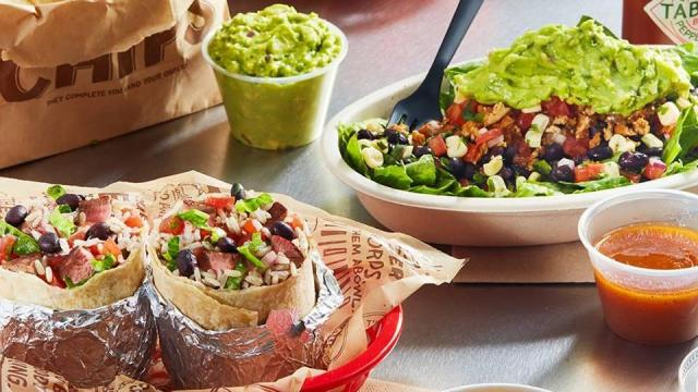 graphic regarding Chipotle Printable Coupon called Chipotle: No cost Guacamole Tuesday with order ::