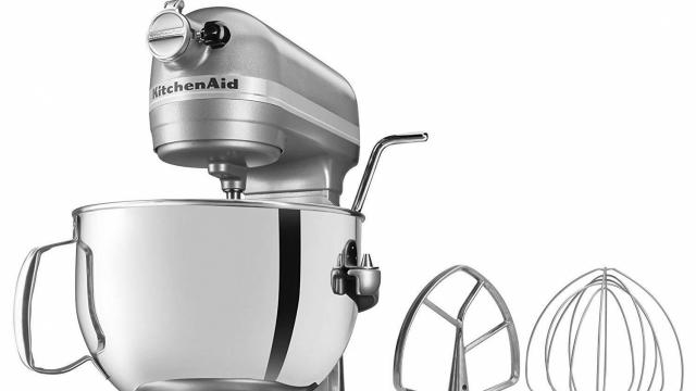 Super Kitchenaid Professional 6 Qt Stand Mixer Only 219 51 Off Interior Design Ideas Lukepblogthenellocom