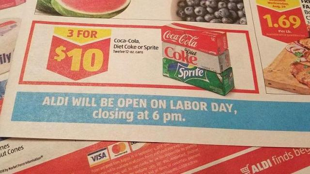 Labor Day Hours 2018 for grocery stores, drug stores