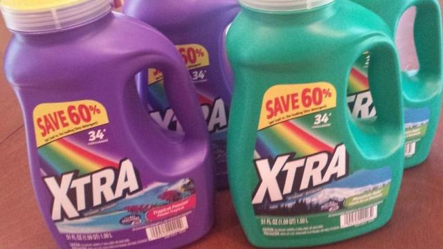 picture about Xtra Laundry Detergent Printable Coupon titled Xtra laundry just 88 cents at Walgreens ::