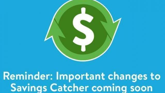 Big changes to Walmart Savings Catcher started 10/29 :: WRAL com