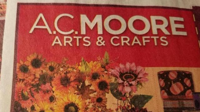 picture regarding Ac Moore Printable Coupons named A.C. Moore coupon: 60% off 1 solution Sunday ::