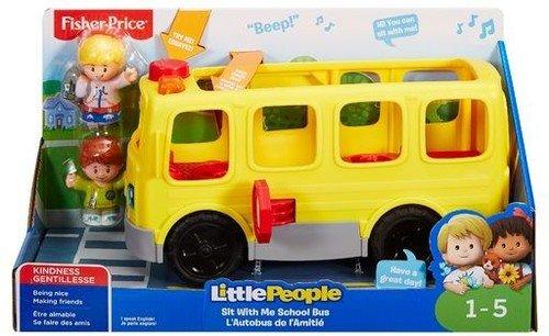Fisher Price Little People Sit With Me School Bus Only 984 Wralcom