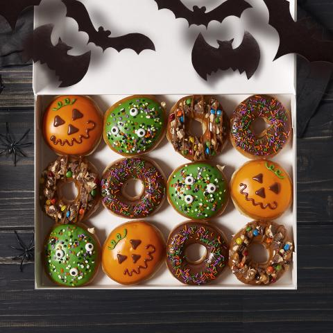It's Halloween, so find out how to score some free food, special Halloween Food Deals: