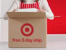 Target Free 2-Day Shipping Offer 2018