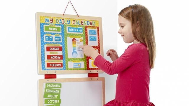 Melissa Doug My First Daily Magnetic Calendar Only 13 99 Wral Com