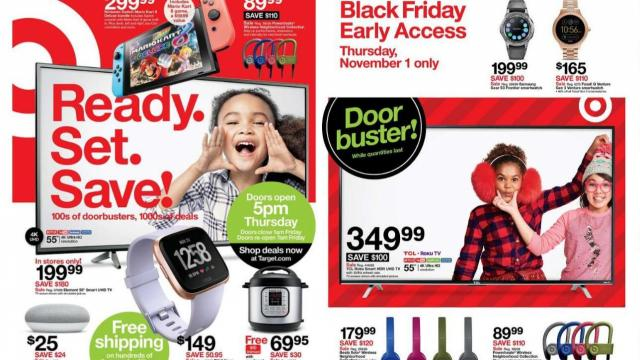 target black friday early access sale instant pot paw patrol