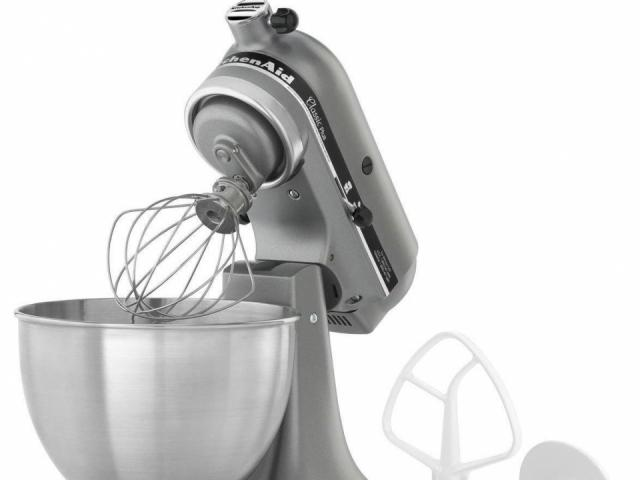 2d0f54f1e2f KitchenAid Classic Plus 4.5-Qt. Tilt-Head Stand Mixer as low as  179.99     WRAL.com