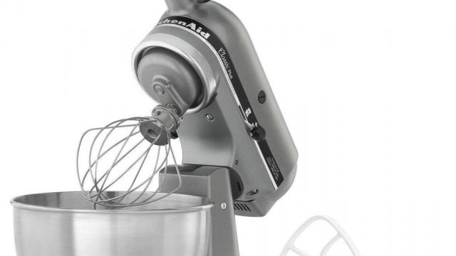 KitchenAid Classic Plus 4.5-Qt. Tilt-Head Stand Mixer as low ...