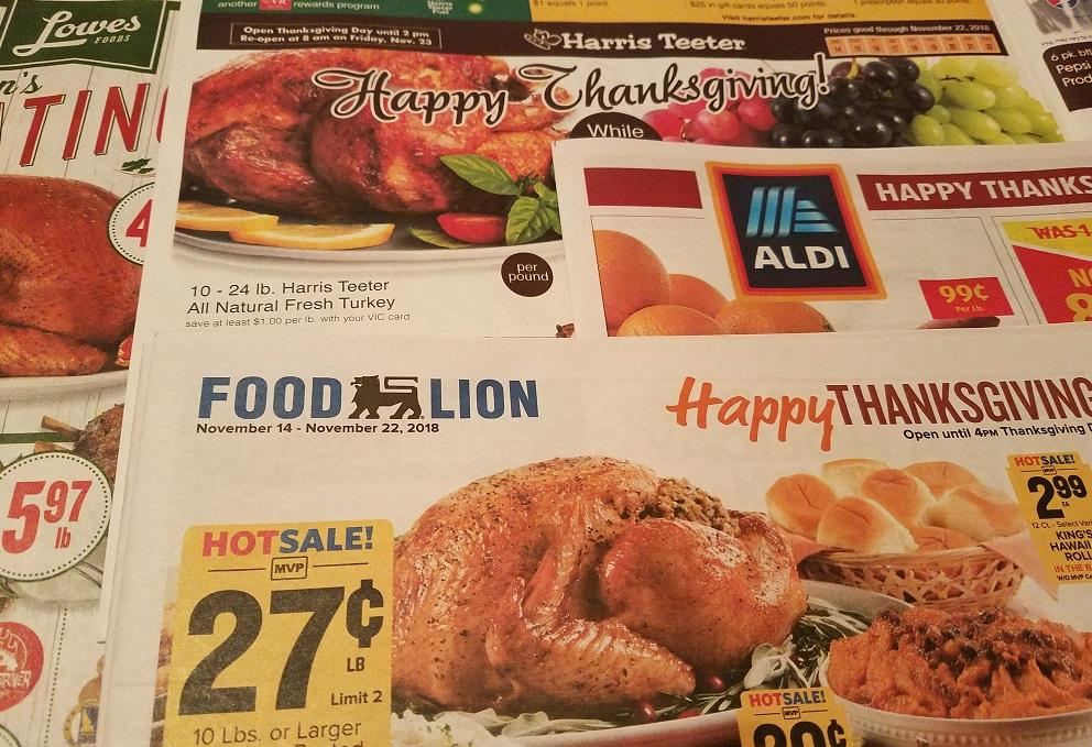 What Grocery And Drug Stores Are Open On Thanksgiving Day 2018