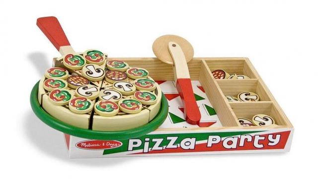 Melissa Doug Toys Up To 52 Off Today Play Food Puzzles