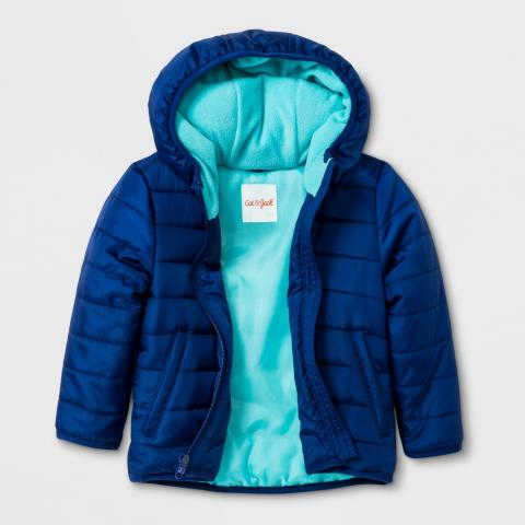 2fe98bc0347e Puffer jackets for kids   toddlers as low as  11.66 + free shipping ...