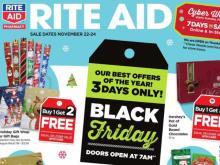 Rite Aid Black Friday Ad