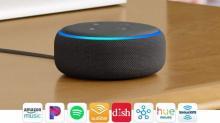 IMAGES: Echo Dot 3rd Gen Smart Speaker only $29.99 + add Smart Bulb for $5 more