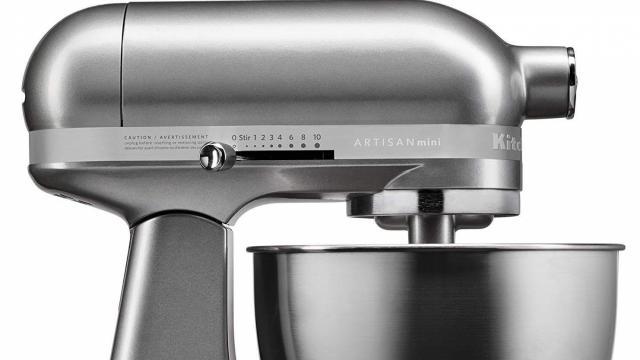 Kitchenaid Mini Series Tilt Head Stand Mixer 3 5 Quart Photo Courtesy