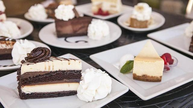 image about Cheesecake Factory Coupons Printable identify The Cheesecake Manufacturing unit: 2 Absolutely free cheesecake slices with $25 e