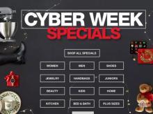 Macy's Cyber Week Sale