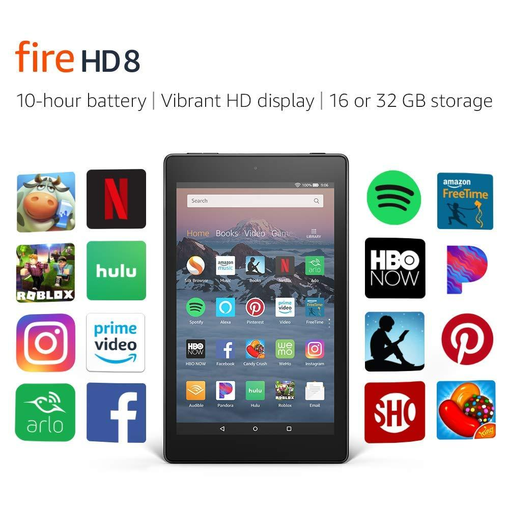 Fire Tablets Cyber Monday Deals As Low As 49 99 Wral Com