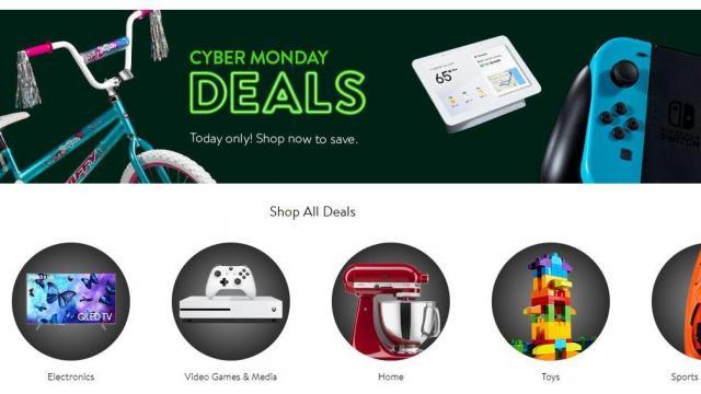 Walmart Cyber Monday online deals are live NOW! :: WRAL com