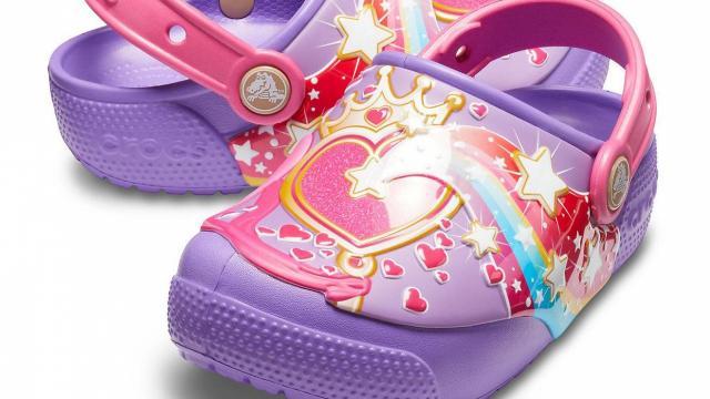 a3420ba84958c ... Kids Crocs Fun Lab Magic Wand Lights Clog (photo courtesy Crocs) best  shoes ca25e ...