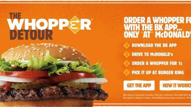 picture relating to Printable Burger King Application titled Burger King Whopper is simply just 1 cent as soon as your self invest in upon their