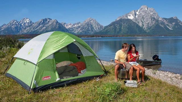 Coleman Sundome 4-Person Tent (photo courtesy Amazon)