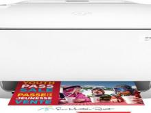 HP - DeskJet 3634 Wireless All-In-One Printer