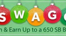 IMAGE: New Swagbucks Swago game starts today through 12/24