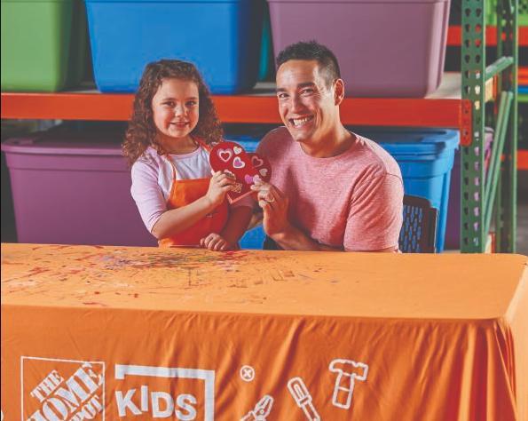 Home Depot Free Kids Workshop Saturday Feb 2 Wral Com