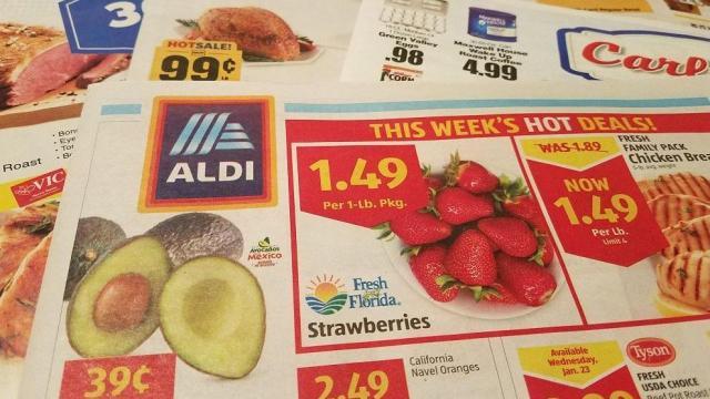 Grocery ads