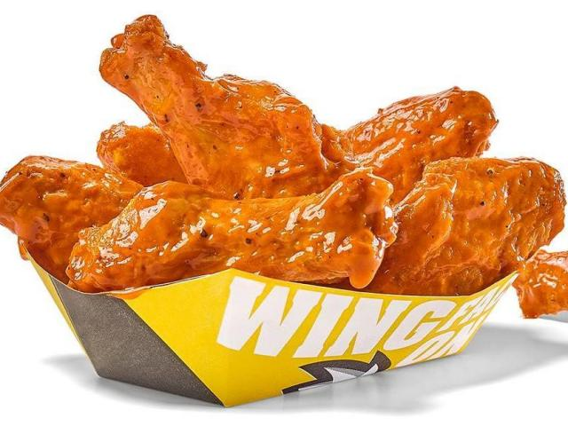 Buffalo Wild Wings Chicken Wings (photo courtesy Buffalo Wild Wings)