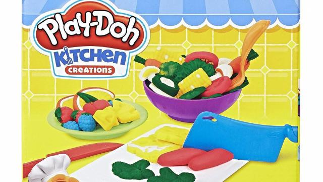 Play Doh Kitchen Creations Shape N Slice Set Only 9 99