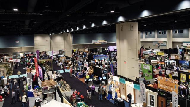 Raleigh Home Show 2016