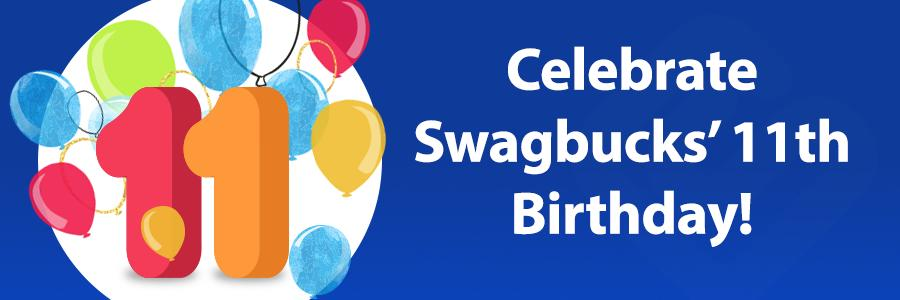 Swagbucks Birthday Bash Tuesday :: WRAL com