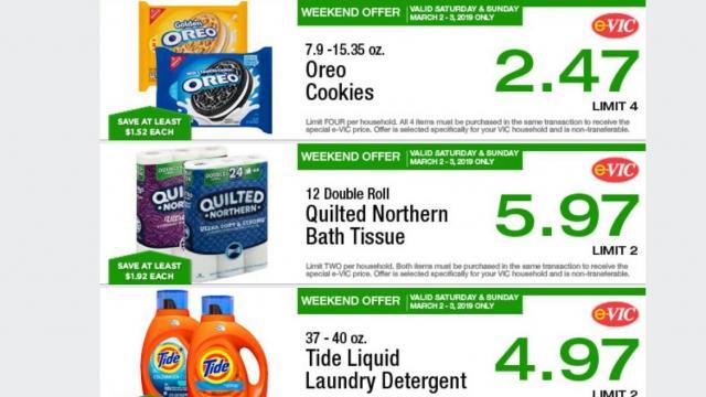 Harris Teeter E Vic Deals Super Doubles Tide Laundry Special K